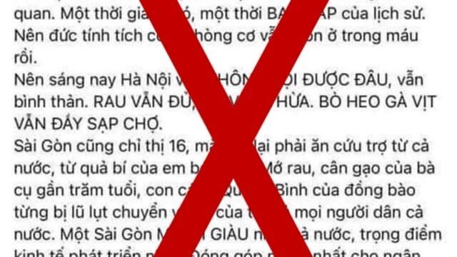 Đăng thông tin gây hoang mang dư luận, chủ Facebook Hằng Nguyễn bị mời làm việc - 1