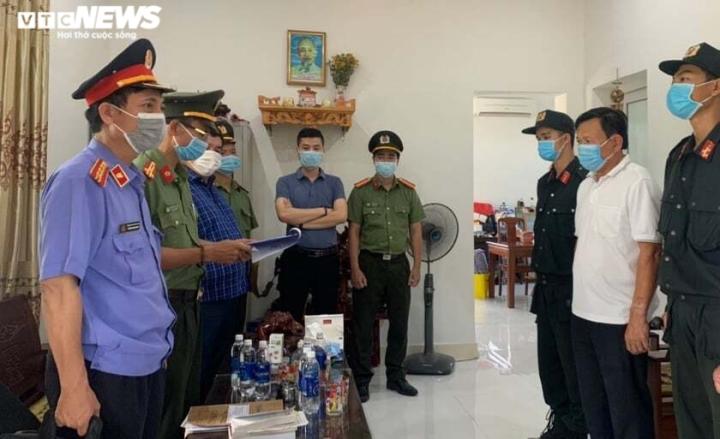 Thừa Thiên - Huế: Bắt Giám đốc và 1 Phó Giám đốc Cảng hàng không Quốc tế Phú Bài - 1