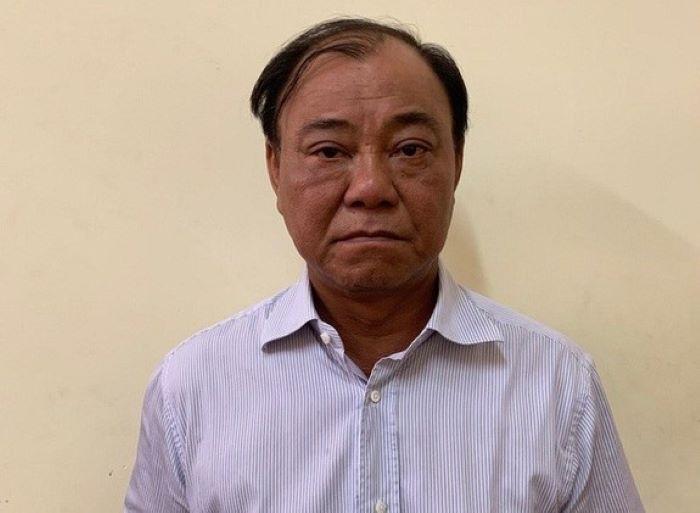 Cựu Phó ch.ủ t.ịch TP.HCM Trần Vĩnh Tuyến bị truy tố liên quan v.ụ á.n SAGRI - 2