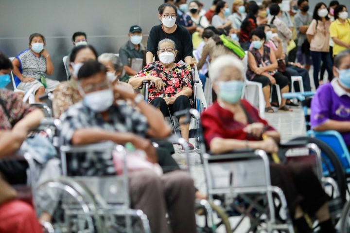 Record high cases of COVID-19 in Thailand and South Korea - 1