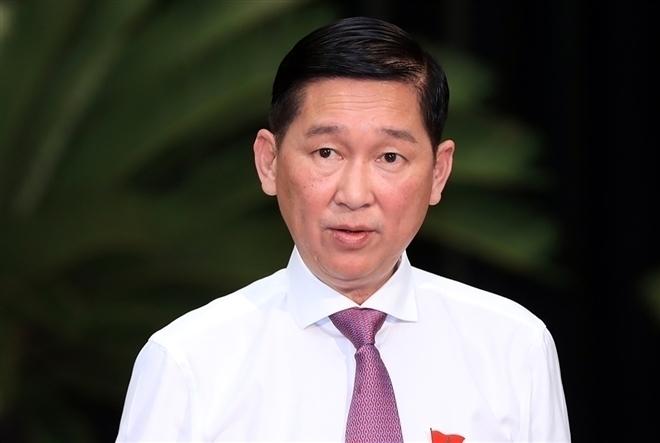 Cựu Phó ch.ủ t.ịch TP.HCM Trần Vĩnh Tuyến bị truy tố liên quan v.ụ á.n SAGRI - 1