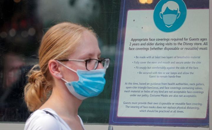 دولت آمریکا از کارکنان خود می خواهد که هنگام کار به واکسینه شوند - 1