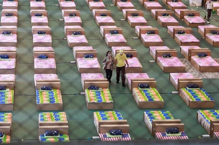 تایلند: کمبود شدید تخت های بیمارستانی ، هرگز نمی دانید چه زمانی اپیدمی به اوج خود می رسد - 1