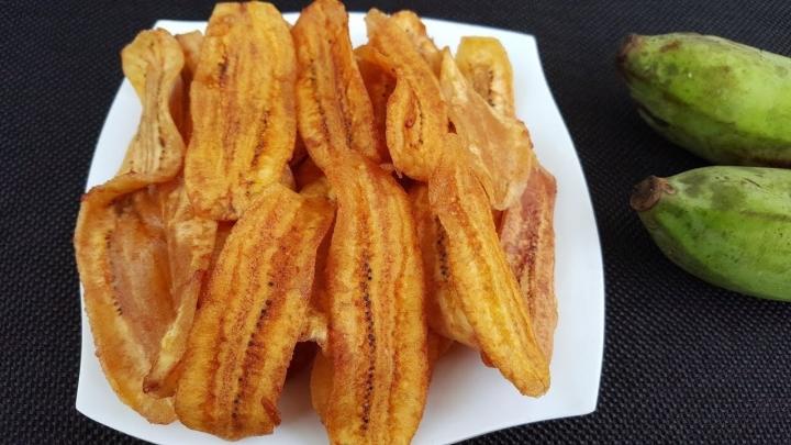 Ở nhà mùa dịch, làm 5 loại snack từ chuối xanh cực dễ - 5