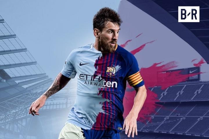 Rời Barca, Messi chuyển tới Man City hay PSG?  - 4