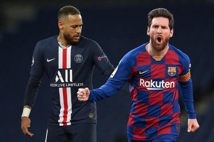 Rời Barca, Messi chuyển tới Man City hay PSG?  - 1
