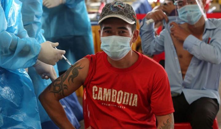 تایلند همچنان به افزایش رکورد COVID -19 خود ادامه می دهد ، کامبوج به 80 درصد از هدف واکسیناسیون خود - 2 می رسد