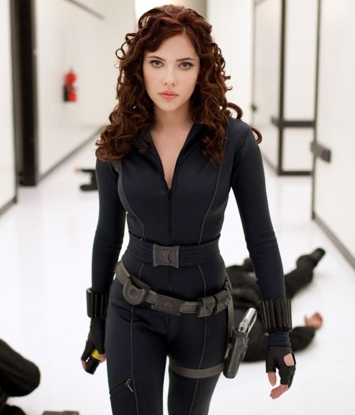 Ngắm dàn mỹ nhân nóng bỏng của Vũ trụ Điện ảnh Marvel - 1