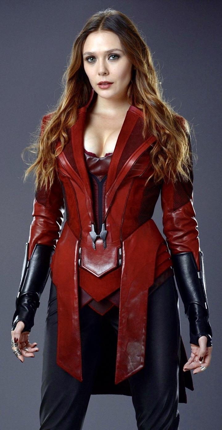 Ngắm dàn mỹ nhân nóng bỏng của Vũ trụ Điện ảnh Marvel - 23