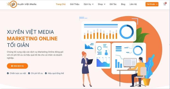Xuyên Việt Media đặt mục tiêu mỗi nhân viên có 3 nguồn thu nhập - 1