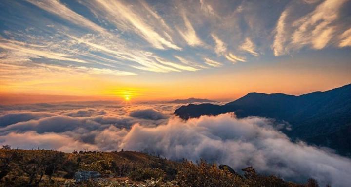 Ngắm biển mây tựa tiên cảnh ở Tà Xùa - điểm check-in hàng đầu của giới trẻ - 5