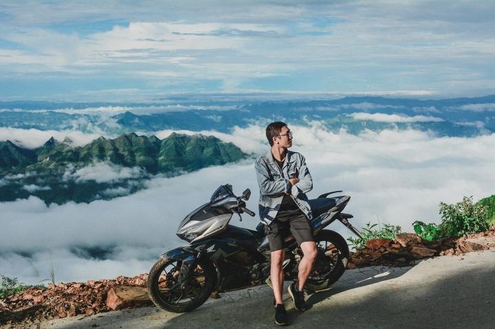 Ngắm biển mây tựa tiên cảnh ở Tà Xùa - điểm check-in hàng đầu của giới trẻ - 6