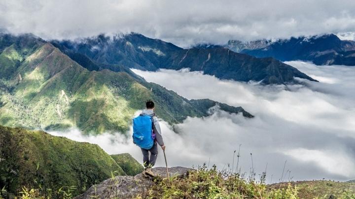 Ngắm biển mây tựa tiên cảnh ở Tà Xùa - điểm check-in hàng đầu của giới trẻ - 7