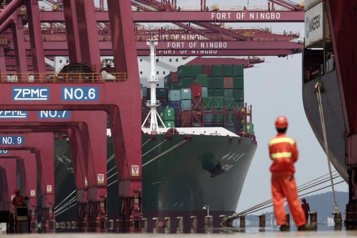 گزینه دلتا به بندر چین حمله می کند و حمل و نقل جهانی را تحت تأثیر قرار می دهد - 1