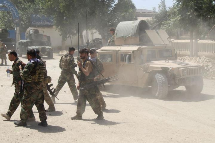 طالبان ، نزدیک کابل ، مقامات آمریکایی می خواهند از افغانستان حمایت کنند - 1