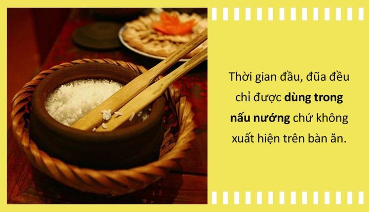 Văn hóa ẩm thực: Ngày nào cũng dùng đũa nhưng bạn có biết 5 sự thật về nó? - 1