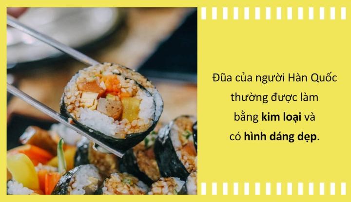 Văn hóa ẩm thực: Ngày nào cũng dùng đũa nhưng bạn có biết 5 sự thật về nó? - 4