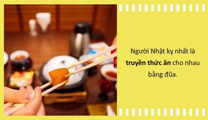 Văn hóa ẩm thực: Ngày nào cũng dùng đũa nhưng bạn có biết 5 sự thật về nó? - 5