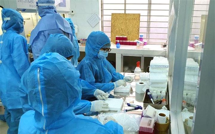 Hà Nội ghi nhận 46 trường hợp dương tính SARS-CoV-2
