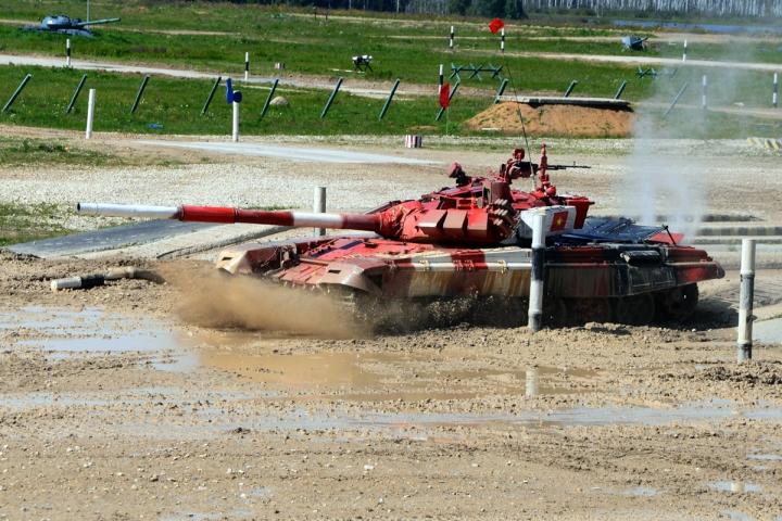 جدول بیاتلون تانک 2021 را ترسیم کنید: ویتنام با یک تانک قرمز شروع می شود - 4