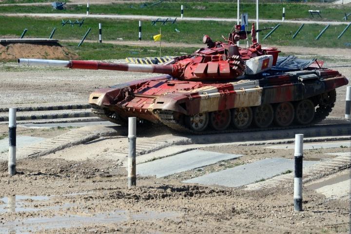 جدول بیاتلون تانک 2021 را ترسیم کنید: ویتنام با یک تانک قرمز شروع می شود - 3