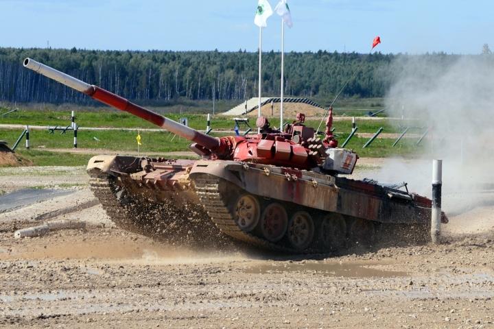 بردن میز مسابقه بیاتلون تانک 2021: ویتنام با یک تانک قرمز شروع می شود - 5