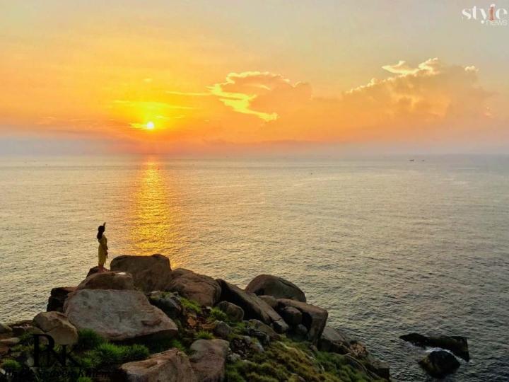 Săn bình minh tuyệt đẹp tại nơi đón ánh mặt trời sớm nhất ở Việt Nam - 2