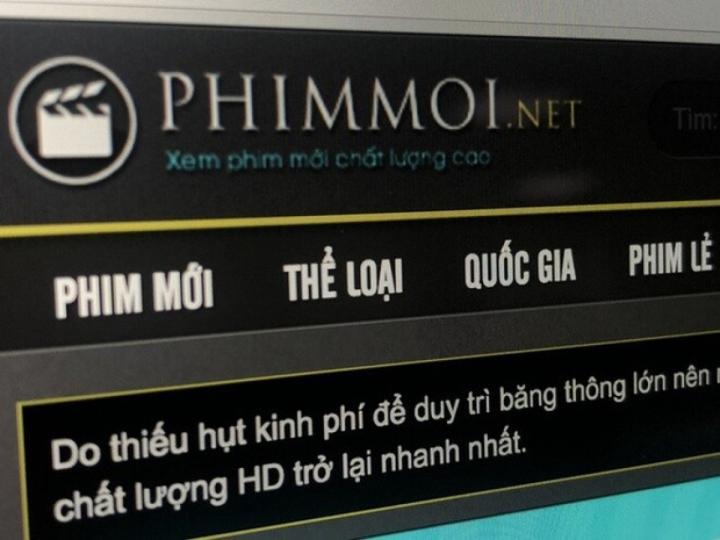 Công an TP.HCM khởi tố vụ án hình sự liên quan website phimmoi.net - 1