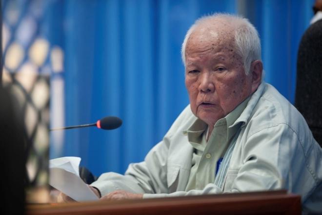 تنها رهبر سابق بازمانده خمرهای سرخ در دادگاه اعلام بی گناهی کرد