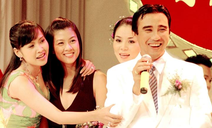 Bi hài chuyện hy hữu trong đám cưới của sao Việt, đúng câu 'đời là sân khấu' - 2