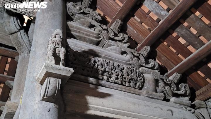 Ngôi đình cổ mang kiến trúc nhà sàn độc đáo bậc nhất xứ Kinh Bắc - 11