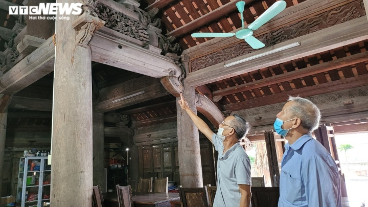 Ngôi đình cổ mang kiến trúc nhà sàn độc đáo bậc nhất xứ Kinh Bắc - 12