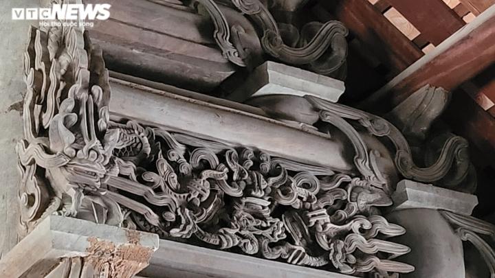 Ngôi đình cổ mang kiến trúc nhà sàn độc đáo bậc nhất xứ Kinh Bắc - 13