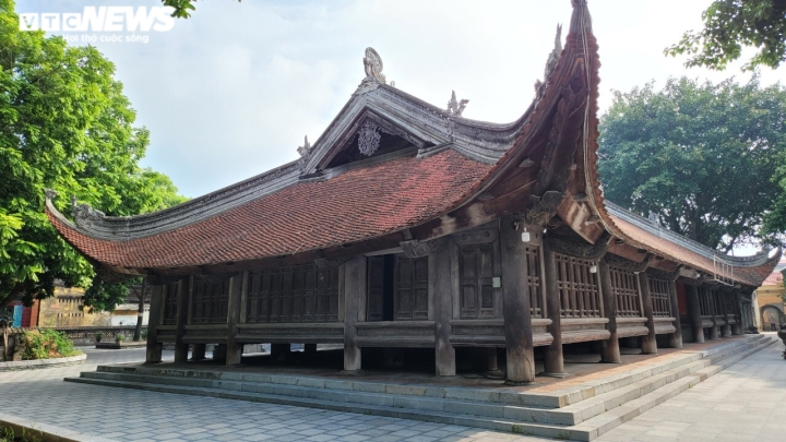 Ngôi đình cổ mang kiến trúc nhà sàn độc đáo bậc nhất xứ Kinh Bắc - 2