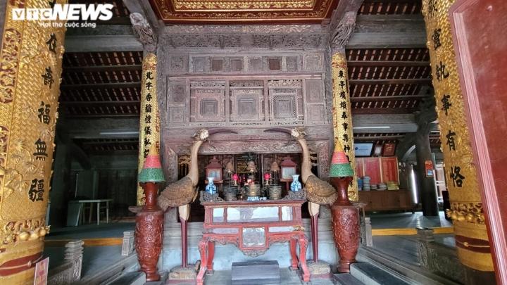 Ngôi đình cổ mang kiến trúc nhà sàn độc đáo bậc nhất xứ Kinh Bắc - 3