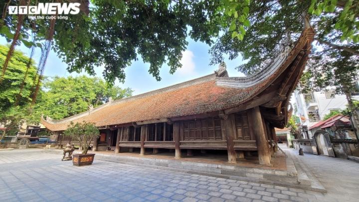 Ngôi đình cổ mang kiến trúc nhà sàn độc đáo bậc nhất xứ Kinh Bắc - 4