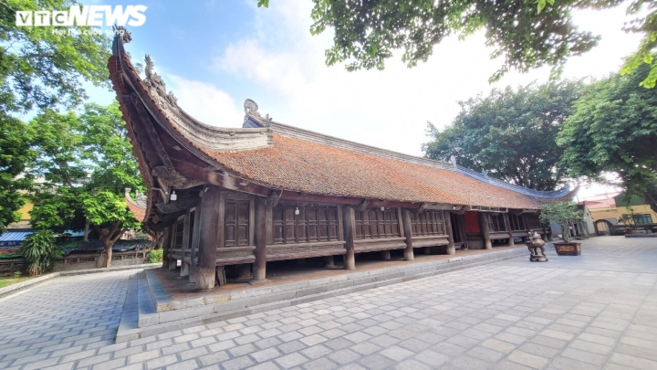 Ngôi đình cổ mang kiến trúc nhà sàn độc đáo bậc nhất xứ Kinh Bắc - 5