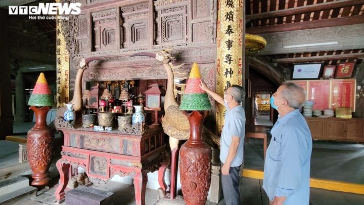 Ngôi đình cổ mang kiến trúc nhà sàn độc đáo bậc nhất xứ Kinh Bắc - 9