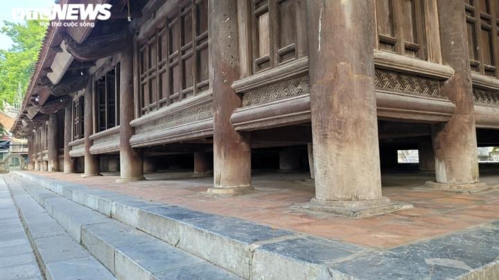 Ngôi đình cổ mang kiến trúc nhà sàn độc đáo bậc nhất xứ Kinh Bắc - 6