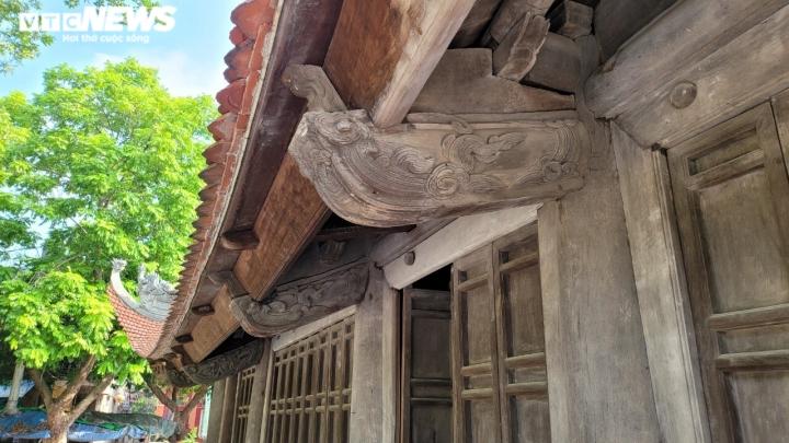Ngôi đình cổ mang kiến trúc nhà sàn độc đáo bậc nhất xứ Kinh Bắc - 8