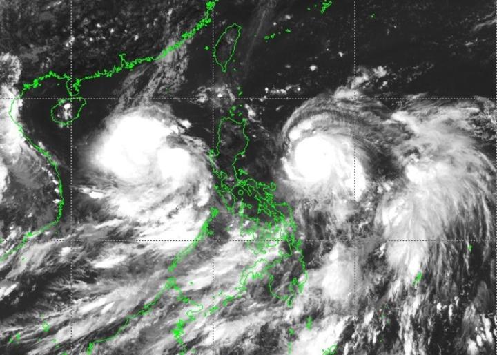 Siêu bão liên tiếp càn quét qua Philippines