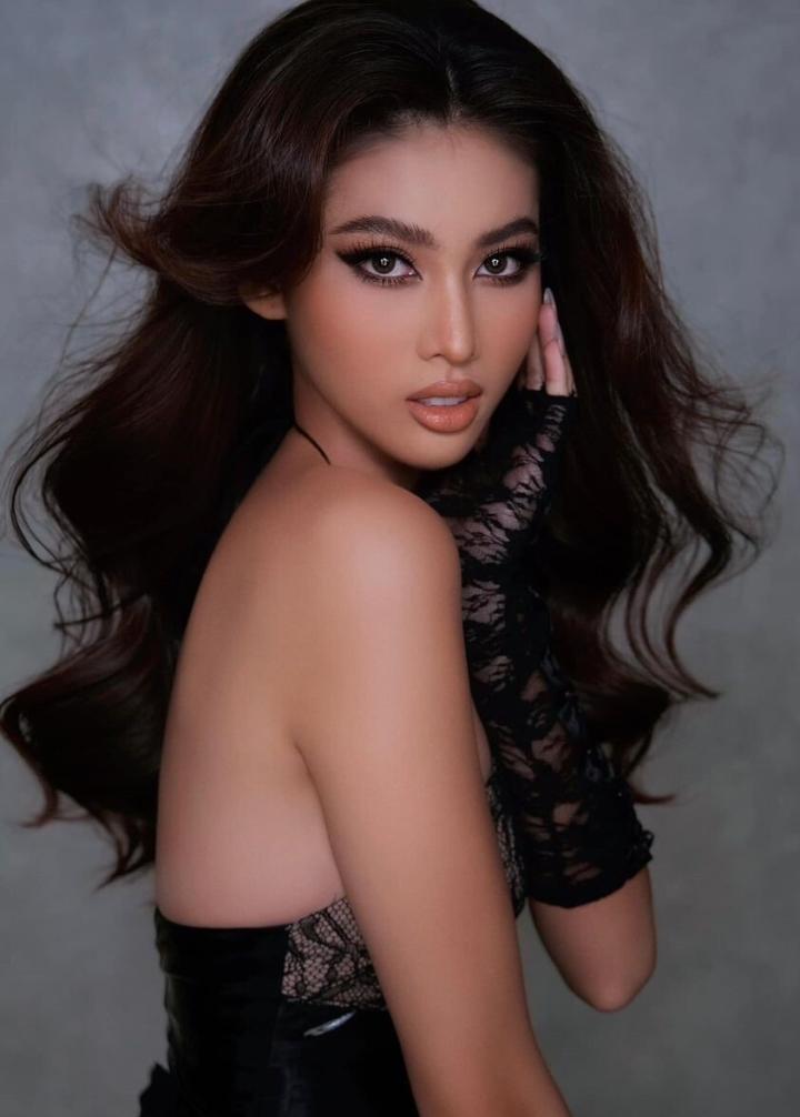 Á hậu Ngọc Thảo lọt Top 42 'Hoa hậu đẹp nhất thế giới' năm 2020 - 2