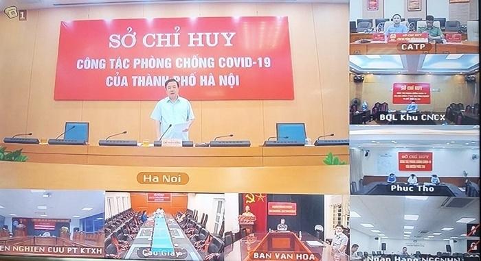 Phó Chủ tịch Hà Nội: Vùng 2, 3 có thể sản xuất, kinh doanh ngay từ bây giờ - 1