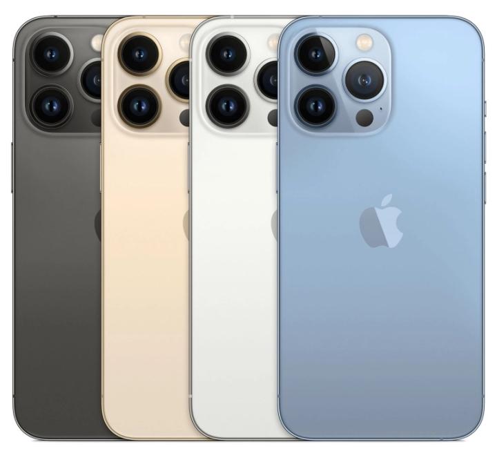 iPhone 13 Pro Max gây ấn tượng với màn hình 120Hz, bộ nhớ 1TB