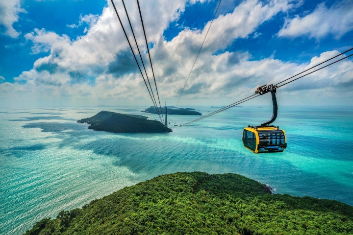 Vắng bóng du khách, Nam đảo Ngọc vẫn đẹp đến nao lòng - 11
