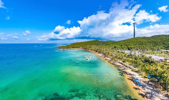 Vắng bóng du khách, Nam đảo Ngọc vẫn đẹp đến nao lòng - 1
