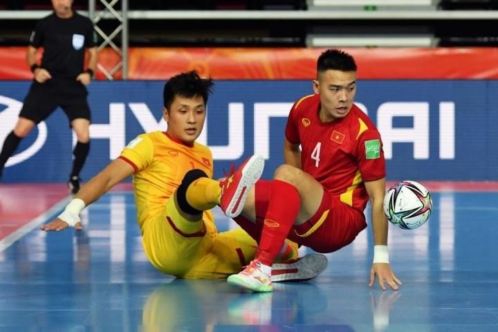 Hành trình đáng nhớ của tuyển Việt Nam tại World Cup futsal 2021 - 3