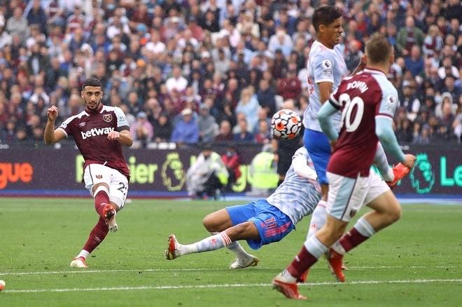 De Gea cản phạt đền phút bù giờ, Man Utd thắng kịch tính West Ham - 2