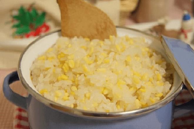 Mẹo nấu xôi ngon bằng nồi cơm điện - 2