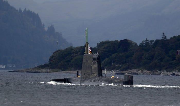 So sánh công nghệ tàu ngầm mới nhất của Mỹ, Anh, Pháp - 2